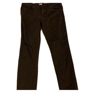 Mossimo black jeans